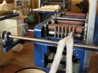 North Ronaldsay Yarn - Machine